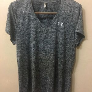 *3 for $10* Under Armor gray workout shirt